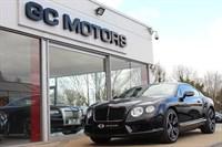 Used Bentley Continental V8 GT 2dr MULLINER DRIVING SPEC