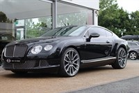 Used Bentley Continental 6.0 Mulliner 2dr