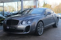 Used Bentley Continental Supersports 2dr