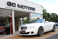 Used Bentley Continental GTC W12 2dr Auto SERIES 51