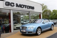Used Bentley Continental GTC W12 2dr Auto SOFT CLOSE DOORS