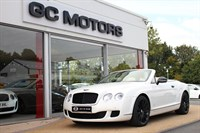 Used Bentley Continental GTC W12 Speed 2dr Auto ++++ REVERSING CAMERA