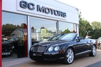 Used Bentley Continental GTC W12 2dr Auto ++++ MULLINER