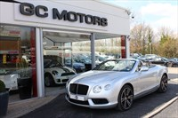 Used Bentley Continental GTC V8 2dr Auto + CARBON FIBRE EXTERIOR PACK