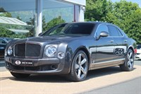 Used Bentley Mulsanne 6.75 4dr