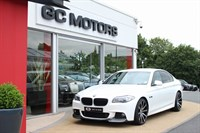 Used BMW 520d 5 SERIES M Sport 4dr Step Auto [Start Stop]