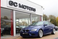 Used BMW M3 M3 2dr DCT COMPETITION PACK