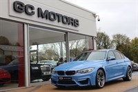 Used BMW M3 (s/s) M3 4dr M DCT HEAD UP DISPLAY