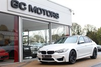 Used BMW M3 (s/s) M3 4dr M DCT
