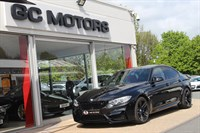 Used BMW M3 DCT 4dr (start/stop)