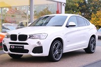 Used BMW X4  xDrive20d M Sport 5dr