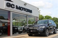 Used BMW X5 M50D 3.0 4x4 5dr (start/stop)
