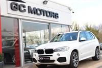 Used BMW X5 xDrive30d M Sport 4x4 5dr (start/stop)