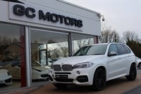Used BMW X5 M50D TD (s/s) 5dr 4WD