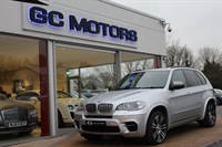 Used BMW X5 M50D TD M 5dr 4WD COMFORT ACCESS