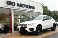 Used BMW X6 xDrive M50d M Performance 5dr Auto