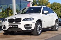 Used BMW X6 xDrive30d 5dr