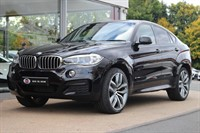 Used BMW X6 xDrive40d M Sport Steptronic 5dr