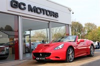 Used Ferrari California 2+ 2dr F1