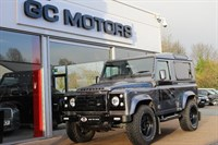 Used Land Rover Defender 90 I D XS SUV 4WD TWISTED