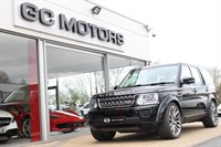 Used Land Rover Discovery SD V6 SE 5dr (start/stop)