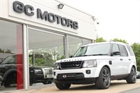 Used Land Rover Discovery SD V6 HSE 5dr (start/stop)