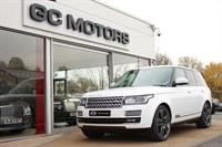 Used Land Rover Range Rover TD (s/s) Vogue 5dr 4WD PANORAMIC ROOF