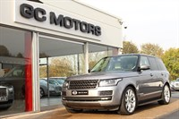 Used Land Rover Range Rover TDV6 Vogue 4dr Auto DUAL VIEW