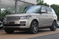 Used Land Rover Range Rover V8 Autobiography 4x4 5dr