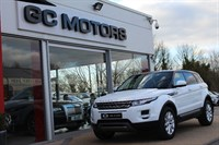 Used Land Rover Range Rover Evoque SD4 Pure Tech 4WD 5dr PANORAMIC ROOF