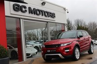 Used Land Rover Range Rover Evoque SD4 Dynamic 4WD 5dr PANORAMIC ROOF