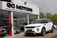 Used Land Rover Range Rover Evoque SD4 Dynamic 4WD 5dr