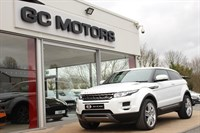 Used Land Rover Range Rover Evoque SD4 Pure 3dr 4WD PANORAMIC ROOF