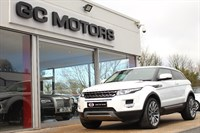 Used Land Rover Range Rover Evoque Td4 Pure 3dr PANORAMIC ROOF