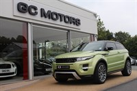 Used Land Rover Range Rover Evoque SD4 Dynamic 3dr Auto ++++ PANORAMIC ROOF
