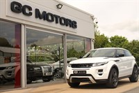 Used Land Rover Range Rover Evoque SD4 Dynamic 4WD 3dr