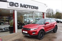 Used Land Rover Range Rover Evoque SD4 Pure 3dr ++++ 5 YEAR SERVICE PACK