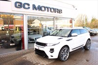 Used Land Rover Range Rover Evoque SD4 Pure 3dr ++++ OVERFINCH