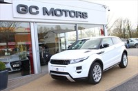 Used Land Rover Range Rover Evoque SD4 Dynamic 3dr Auto ++++ BUCKET SEATS