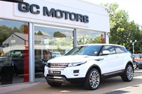 Used Land Rover Range Rover Evoque SD4 Pure 3dr ++++ PANORAMIC ROOF