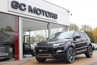 Used Land Rover Range Rover Evoque 2.2SD4 Pure 5dr 4WD SAT NAV / MERIDIAN SOUND