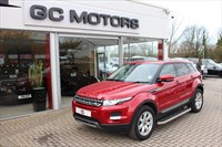 Used Land Rover Range Rover Evoque SD4 Pure 5dr [Tech Pack]