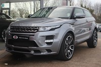 Used Land Rover Range Rover Evoque SD4 Pure 3dr