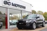 Used Land Rover Range Rover Sport SDV6 HSE Dynamic 5dr Auto PRIVACY / 1 OWNER