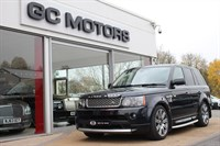 Used Land Rover Range Rover Sport TD Autobiography Sport 5dr 4WD
