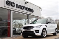 Used Land Rover Range Rover Sport SD V6 Autobiography Dynamic 4x4 5dr (start/stop)