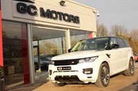 Used Land Rover Range Rover Sport SD (s/s) HSE Dynamic 5dr 4WD PANORAMIC ROOF