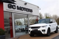 Used Land Rover Range Rover Sport SD V8 Autobiography Dynamic 4x4 5dr