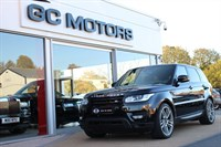 Used Land Rover Range Rover Sport SDV6 HSE Dynamic 5dr Auto PANORAMIC ROOF