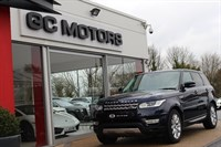 Used Land Rover Range Rover Sport SD V6 HSE 4x4 5dr (start/stop)